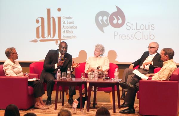 STL Press Club Events